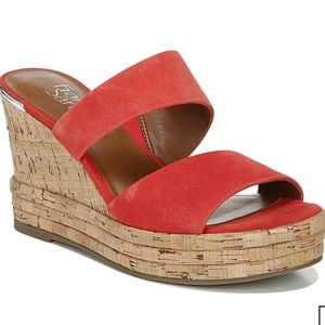 Women's Franco Sarto Fiore Wedge Sandal